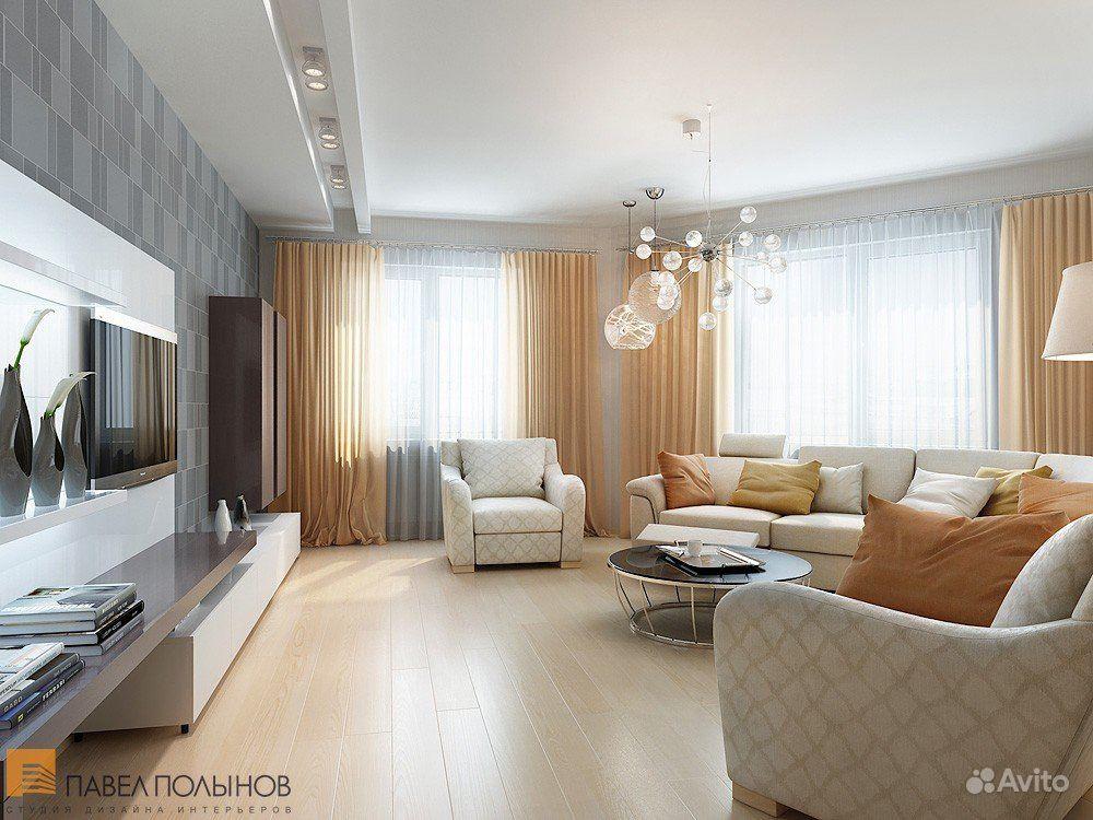 Дизайн комнат с двумя окнами