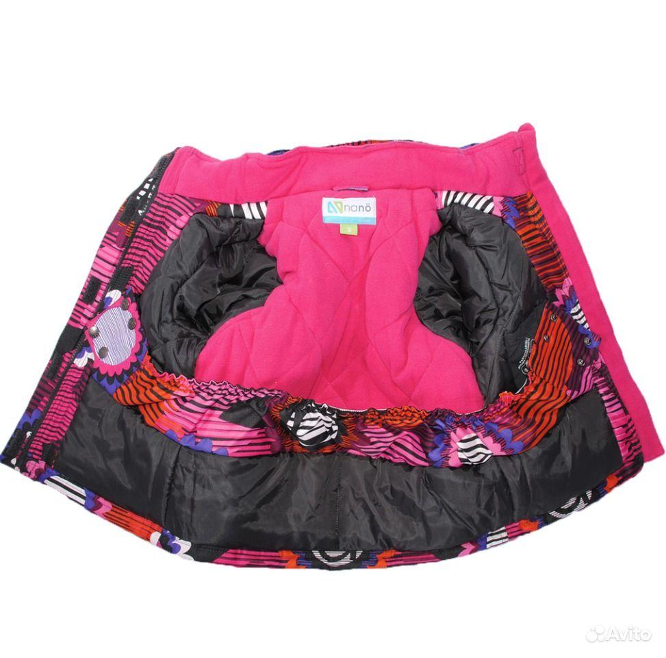 Зимняя детская одежда, проектируемая, в рамках нашего производства, предназ