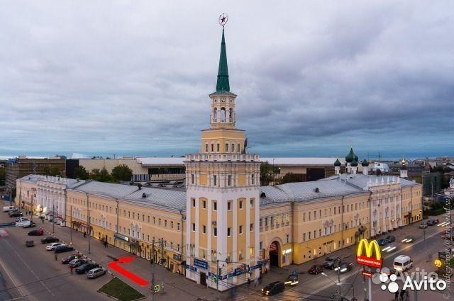 Помещение свободного назначения, 80 м. Ярославская область,  Ярославль