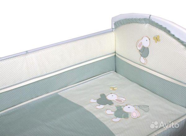 Комплект в кроватку Lappette. Иркутская область, Ангарск
