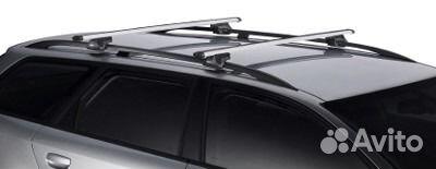 Просмотр темы - Прикупил багажник на крышу в штатные места