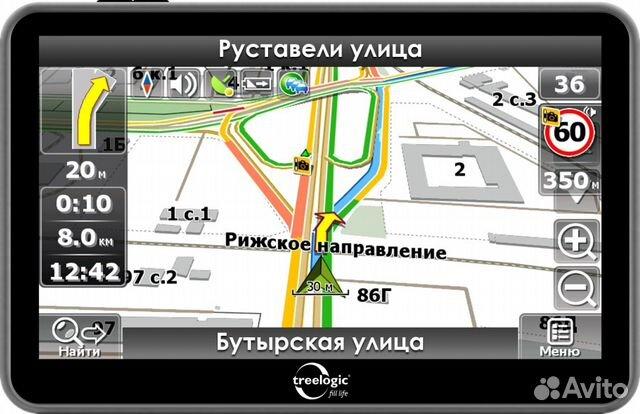 Навигатор Treelogic Tl-501 4gb Инструкция - фото 7