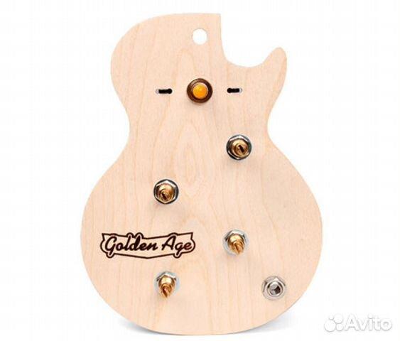 схема Gibson Les Paul,