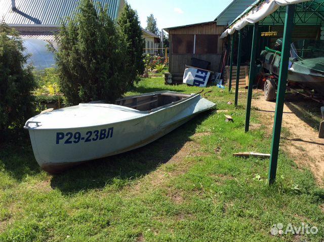 купить лодку пелла бу в лужском районе