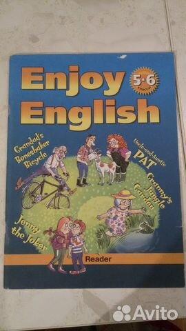 ГДЗ решебник по Английскому языку Enjoy English 6 класс Биболетова М.З. 2015 г.