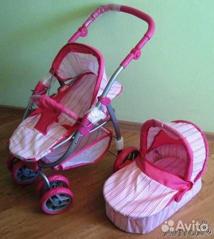 Купить коляску для кукол в интернет-магазине колясок для кукол - Добрый Пес. Smoby, Melobo