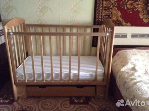 Авито самара детские кроватки б у