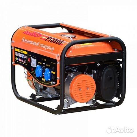 Бензиновые генераторы для дома от 3 квт генератор