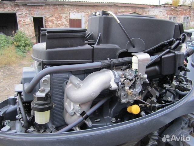 лодочный мотор в воронеже купить ямаха