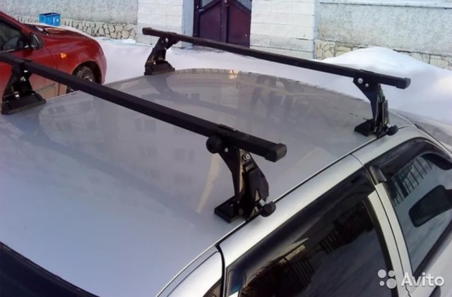Багажник на крышу для ваз 2110