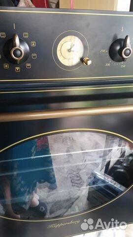 Ремонт модуля управления духовки