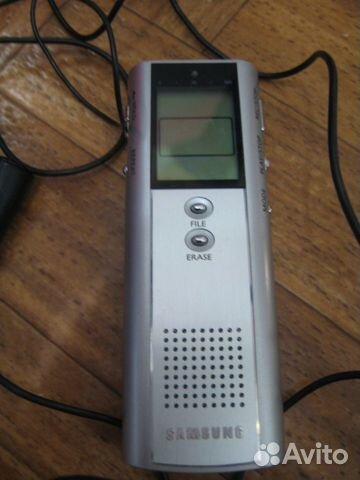 Диктофон samsung svr-s820 инструкция