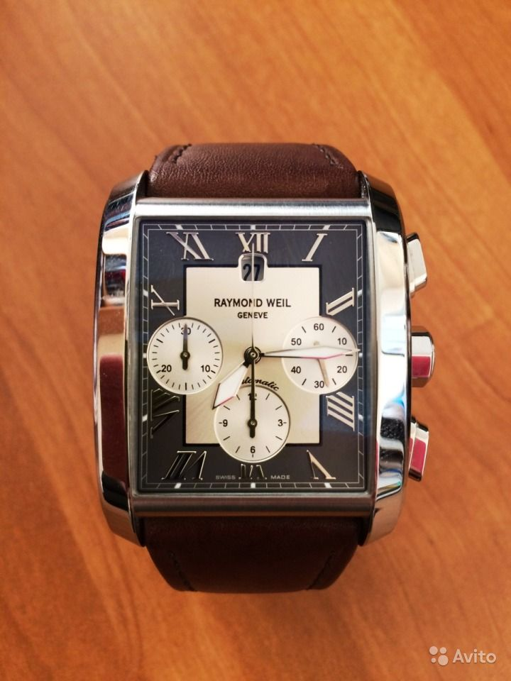 Часы Raymond Weil Parsifal - chrono24comru