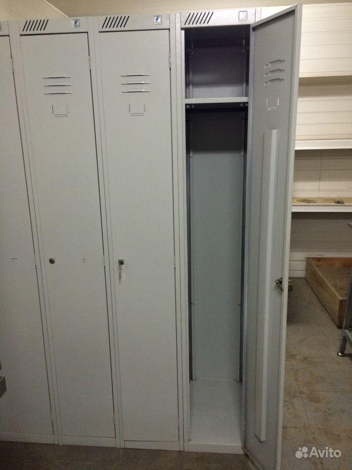 Шкафы для раздевалки б/у