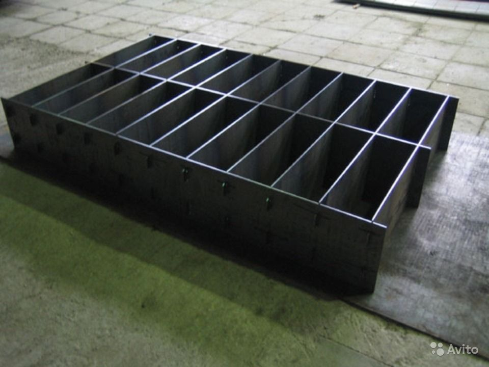 Формы для изготовления плитки для кладбища - 4