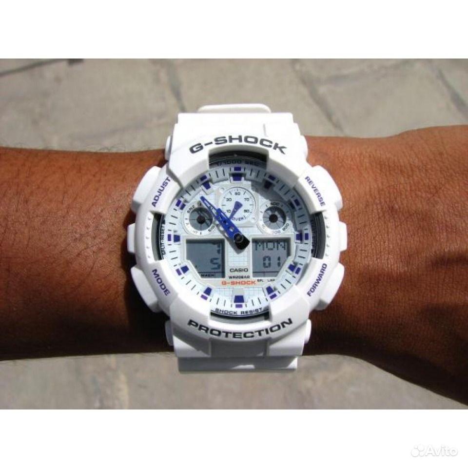 должен дарить белые часы мужские casio g shock аромата каждый день