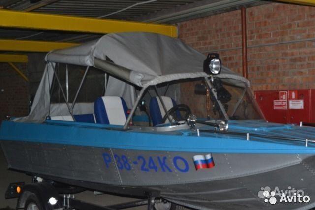 лодка казанка 5м4 в ханты мансийске купить