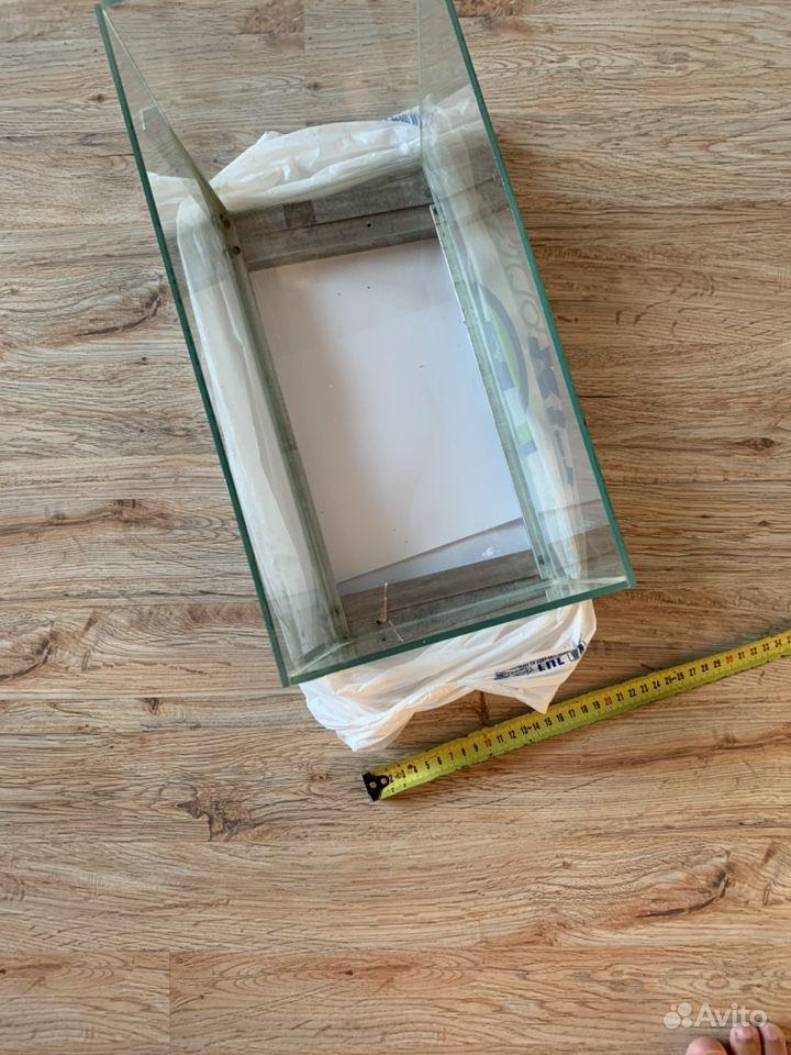 Аквариум и фильтр для воды купить на Зозу.ру - фотография № 2