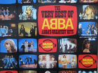 "Abba ""The very best of"" 2LP 1976 винил Germany"
