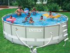 NEW 28322 Каркасный бассейн Intex Ultra Frame Pool