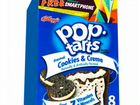 Kellogg's Pop-Tarts Frosted Cookies Creme