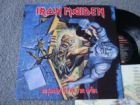 "Iron Maiden""No Prayer For The Dying"" UK NM/NM"