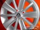 Диски литые DWS VW-1145 6j-15 5x100 40 57.1 MS в Е