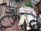 Лодочный мотор evinrude (эвинруд) 50 е-tek (Без ре