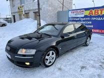 Audi A8, 2003, с пробегом, цена 389 000 руб.