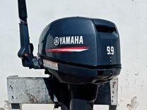 Лодочный мотор yamaha 9 9 Б/У