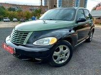 Chrysler PT Cruiser 2.4AT, 2001, 97000км