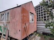 Дом 20 м² на участке 1 сот.