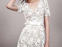 Кружевное платье Valentino валентино купить в Москве на Avito — Объявления  на сайте Авито e7486460a4a