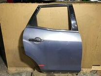 Дверь на Mazda CX-7 задняя правая