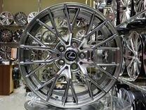 Новые Диски R18 5x114.3 на Lexus RX IS GS ES