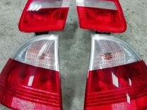Фонари задние комплект BMW E46