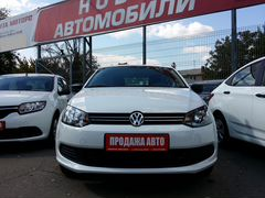 Volkswagen Polo 1.6 МТ