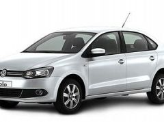 Запчасти для VolksWagen Polo Sedan c 2011 VW RUS