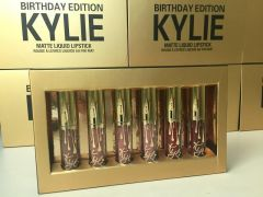 Набор помады Kylie Birthday Edition