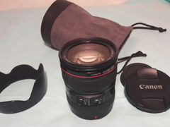 Новый Canon EF 24-105mm f/4L IS USM