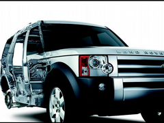Запчасти б/у Land Rover Discovery 3