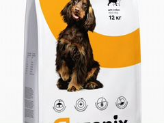 Корм Organix с курицей для собак всех пород 12кг