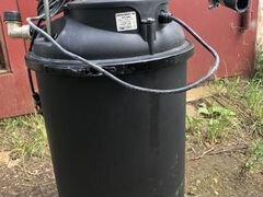 Фильтр напорный для пруда green reset 40 литров С