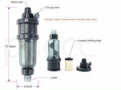 Новый, Ista CO2 диффузорный реактор +дропчекер