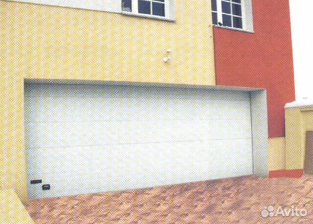 белорусские секционные гаражные ворота в саратов