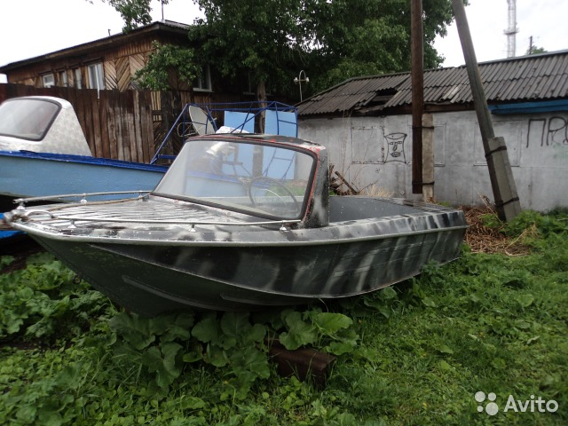 лодки с водометным двигателем на авито