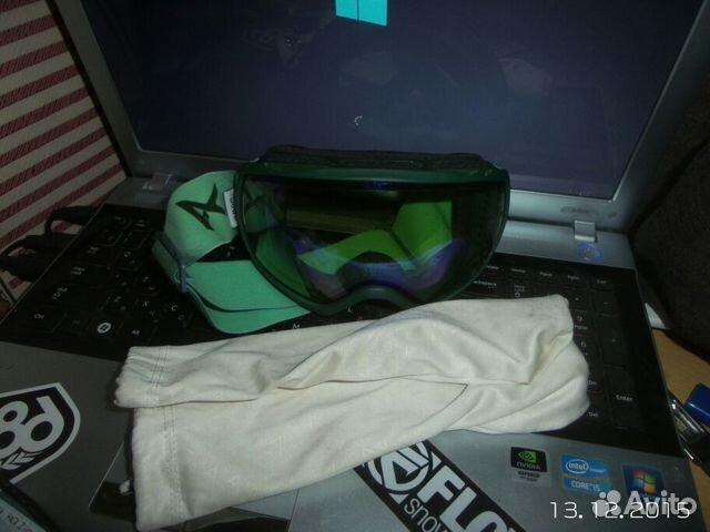 Маска сноубордическая anon Tempest  купить 3