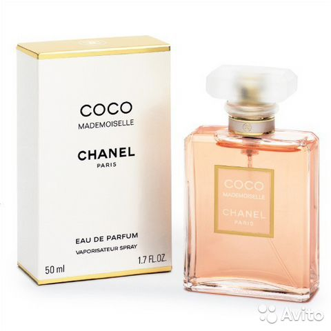 Chanel - coco mademoiselle 100ml— фотография №1