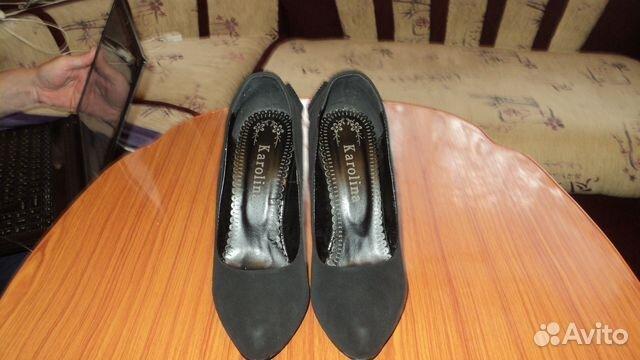 2b0476304 Вечерние туфли 38 размер купить в Пермском крае на Avito ...