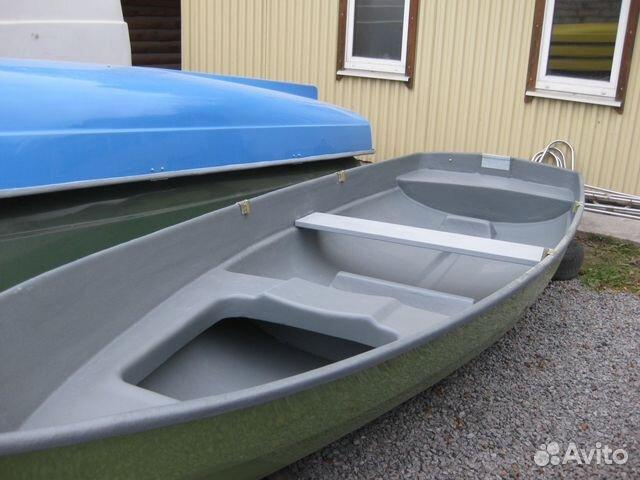 лодка пластик пелла